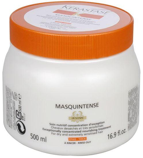 Kérastase Intenzívna vyživujúca maska pre silné vlasy Masquintense Irisome (exceptionally Concentrated Nouri (Objem 200 ml)