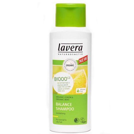 Lavera Balance sampon normál és zsíros hajra (mennyiség 250 ml)
