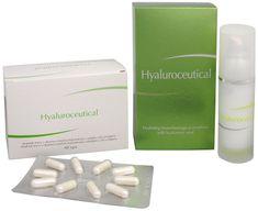 Herb Pharma Hyaluroceutical - hydratační biotechnologická emulze 30 ml + Hyaluroceutical 60 kapslí ZDARMA