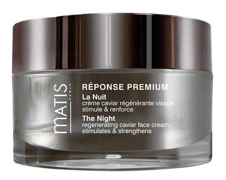Matis Paris Regeneračný nočný krém pre všetky typy pleti Réponse Premium La Nuit 50 ml