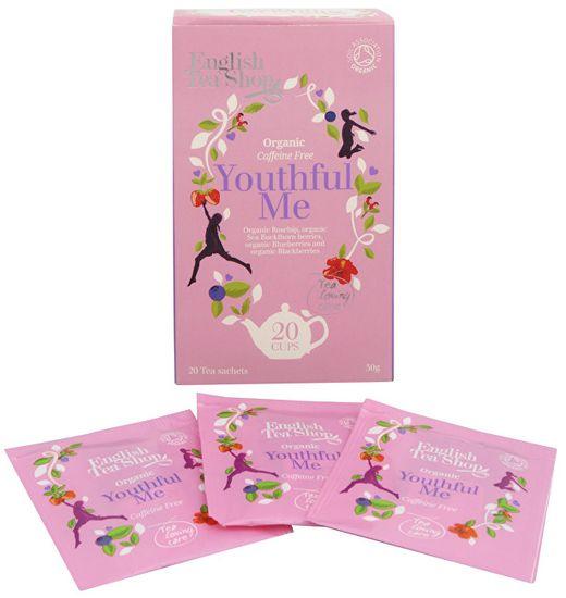 English Tea Shop BIO Wellness čaj - Omladenie 20 sáčkov