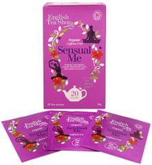 English Tea Shop BIO Wellness čaj - Smysly 20 sáčků