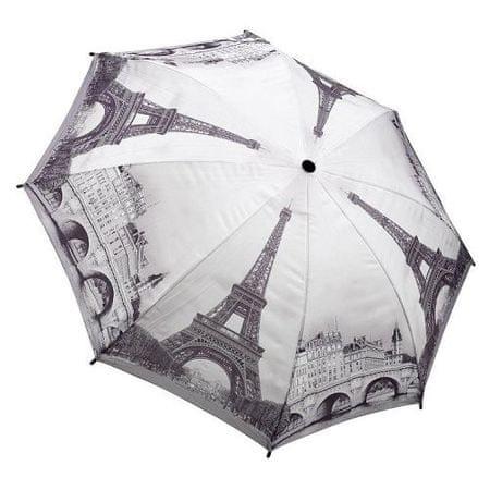 Blooming Brollies W pełni automatyczny składany parasol Galleria Paris City Scene GCFPAR