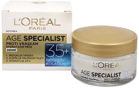 Loreal Paris Age Specialist 35+ ránctalanítónappali krém 50 ml