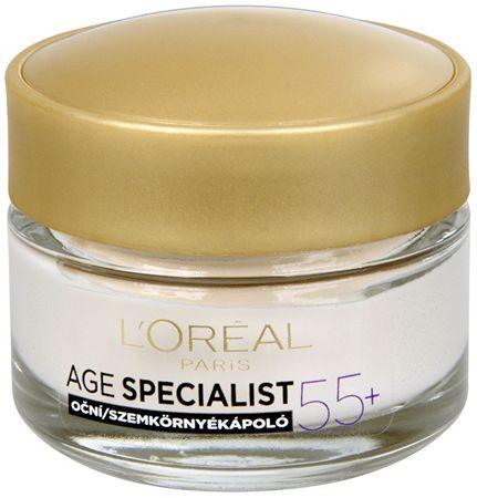 Loreal Paris Eye krem Specialist AGE 55 + 15 ml