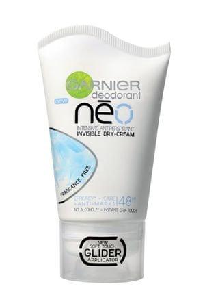 Garnier Niewidoczny krem przeciwpotowy 40 ml Néo (wariant Fruity Flower)