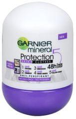 Garnier 5 Protection Floral Fresh 48h ásványi anyagokban gazdag golyós izzadásgátlónőknek 50 ml