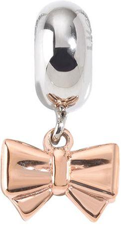 Morellato Bicolor nemesacál medál Drops Rose Gold Bow SCZ418