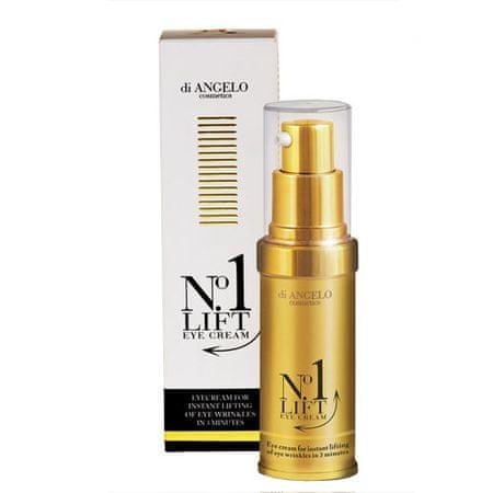 di ANGELO cosmetics Forradalmi krém azonnali hatállyal No.1 Lift (Eye Cream) 15 ml