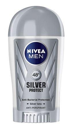 Nivea Silver Protect Dynamic Power izzadásgátló stift férfiaknak 40 ml