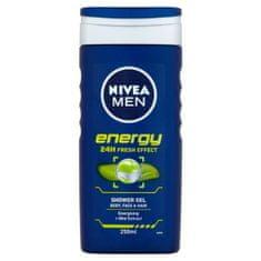 Nivea Sprchový gél pre mužov Energy