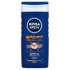 Nivea Sprchový gél pre mužov Sport