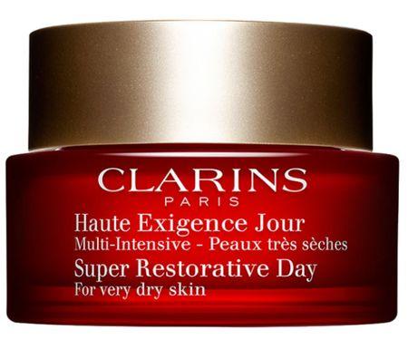Clarins Super Restorative bőrfiatalító nappali krém extra száraz bőrre 50 ml