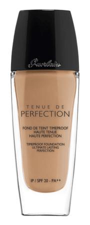 Guerlain Tenue de Perfection hosszantartó alapozóSPF 20 30 ml (árnyalat 04 Beige Moyen)