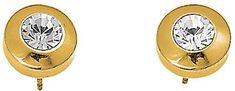 Oliver Weber Gyémánt fülbevaló arany 8401G