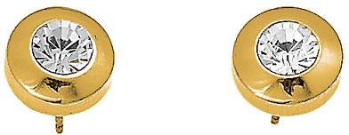 Oliver Weber Diamentowe kolczyki Złota 8401G