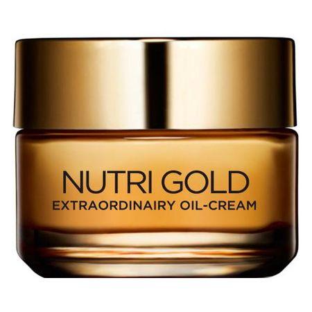 L'Oréal Nutri-Goldtápláló nappali krém olaj mikro-gyöngyökkel 50 ml