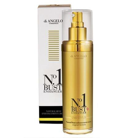 di ANGELO cosmetics No.1 Bust mellnagyobbító és feszesítő krém 120 ml