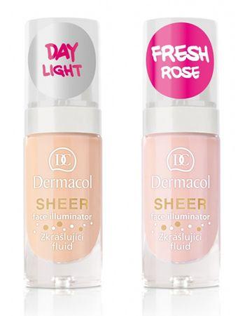 Dermacol Szépítő fluid (Sheer Face Illuminator) 15 ml (árnyalat 02 Day Light)
