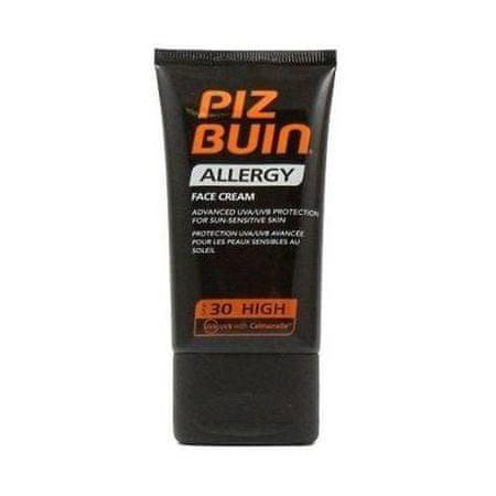 PizBuin Fényvédő SPF 30 az arcon (Face Allergy Care) 50 ml