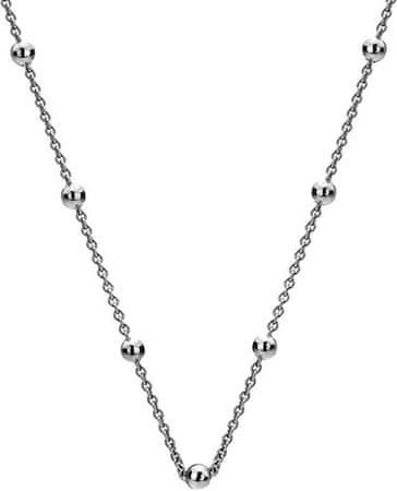 Hot Diamonds Emozioni srebrni kabel s kroglično verigo CH001 srebro 925/1000