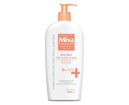 Mixa Regeneráló és tábláló testápoló extra száraz bőrre 400 ml