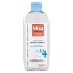 Mixa Micelární pleťová voda pro citlivou pleť 400 ml