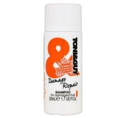 Toni&Guy Cestovní šampon pro poškozené vlasy (Demage Repair) 50 ml
