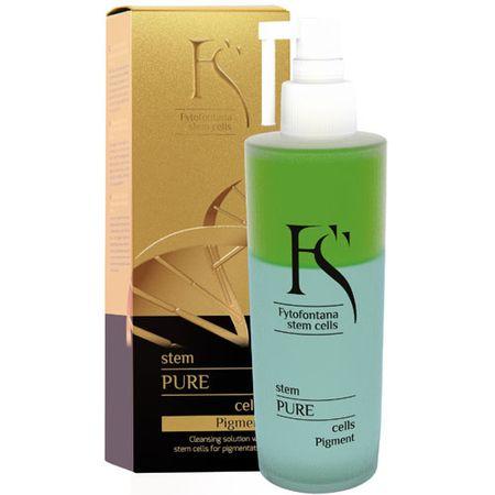 Fytofontana Stem Cel Pure Pigment - A kétfázisú oldatot őssejtek depigmentáló 125 ml