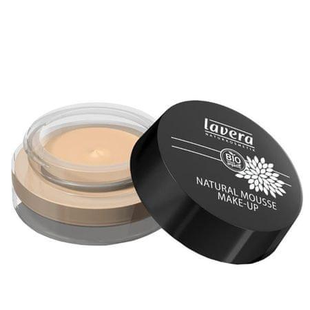 Lavera Természetes alapozó hab (Natural Mousse Make-up) 15 g (árnyalat 03 med)