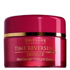 Oriflame Krem na noc odmładzający Czas cofania (SkinGenistII Intensywne Krem na noc) 50 ml