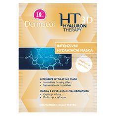 Dermacol Intenzív hidratáló és bőrmegújító maszk (HT 3D Intensive Hydrating Mask) 2 x 8 ml