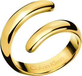 Calvin Klein Gyűrű Embrace KJ2KJR10010 (Kerület 52 mm)