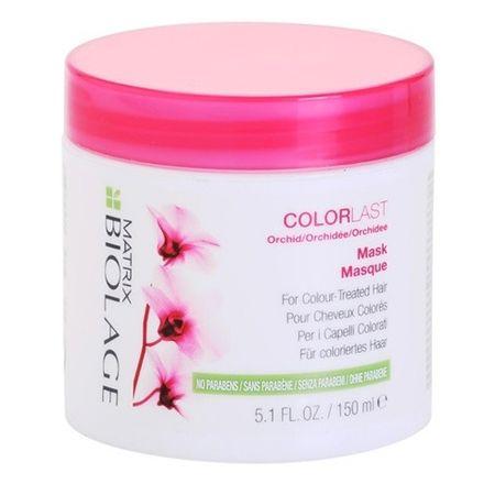 Biolage Maska pro barvené vlasy (Colorlast Mask Orchid) (Objem 150 ml)
