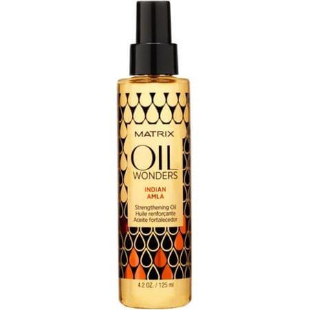 Matrix Indian Amla természetes hajerősítő olaj (Oil Wonders Strengthening Oil) (mennyiség 150 ml)