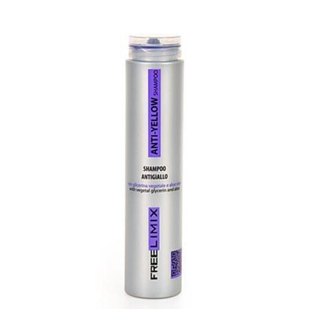 Freelimix Šampón pre odstránenie žltých tónov (Shampoo Anti-Yellow) 250 ml