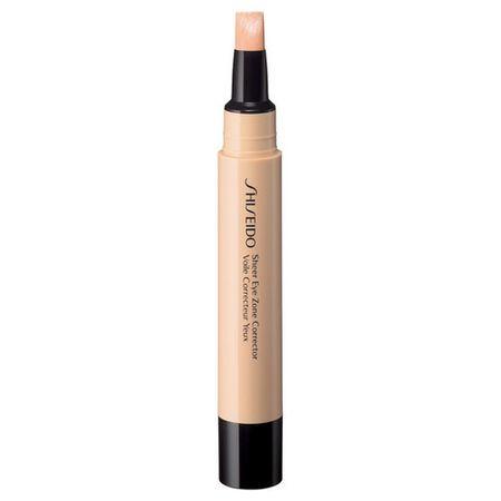 Shiseido Szemkörnyékápoló korrektor (Sheer Eye Zone Corrector) 3,8 ml (árnyalat 104 Natural Ochre)