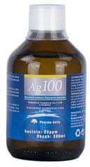 Pharma Activ Koloidní stříbro Ag100 (25ppm)