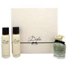Dolce & Gabbana Dolce - EDP 75 ml + testápoló 100 ml+ tusfürdő 100 ml