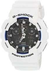 CASIO The G / G-SHOCK GA 100B-7A