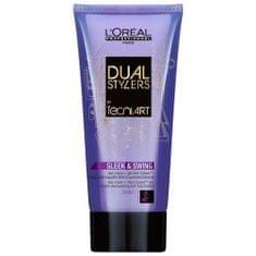 Loreal Professionnel Dvojzložkový gél krém pre uhladenie vlasov (Dual Stylers Sleek & Swing Duo Cream + gel) 150 ml