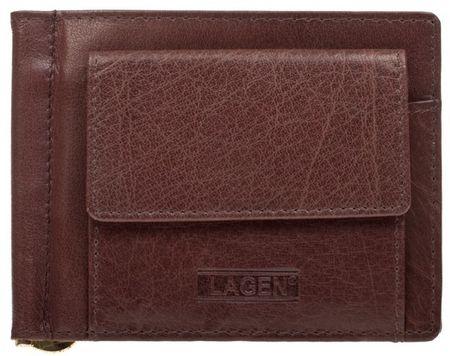 Lagen Férfi bőr pénztárca W-2010