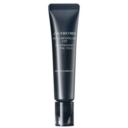 Shiseido krem żel oka mężczyzn ludzi (całkowita Revitalizer eye) 15 ml