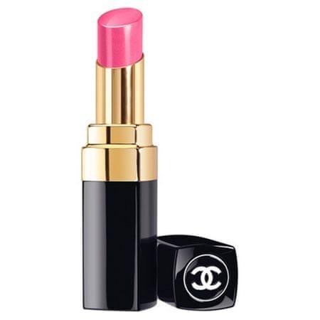Chanel Nawilżający pomadki Rouge Coco czyszczenie (Zwykła Lipshine nawilżający) 3 g (cień 477 Reveuse)
