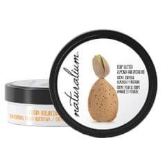 Naturalium Body vaj kivonatok mandula és pisztácia (Extra tápláló testápoló vaj mandula & Pisztácia) 200 ml