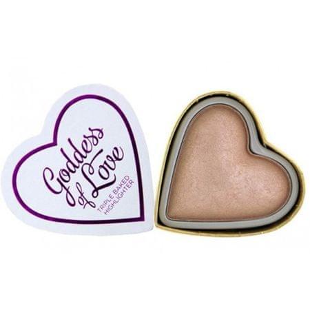 Makeup Revolution (Hearts Highlighter Goddess of ) Love Love (Hearts Highlighter Goddess of ) 10 g