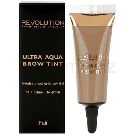 Makeup Revolution odcień brwi (Ultra Aqua brwi odcień) 10 ml (cień Dark)