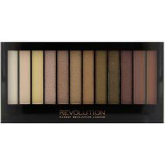 Makeup Revolution 12 cień do powiek paleta Iconic Sny