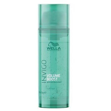 Wella Professional Invigo Volume Boost volumennövelő hajmaszk vékonyszálú lelapuló hajra (Crystal Mask) (mennyiség 145