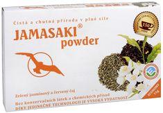 Phoenix Division Jamasaki powder - zelený jazmínový a červený čaj 75 g